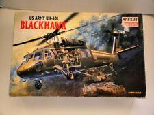 Blackhawk U.S. Army Uh-60L 1/48 Minicraft