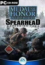 MEDAL OF HONOR  SPEARHEAD AddOn ORIGINALVERSION Sehr guter Zustand