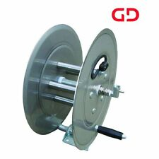 """HP-HRM150-SS General Pump High Pressure Stainless Hose Reel for 100' x 3/8"""" Hose"""