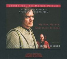 FREE US SHIP. on ANY 3+ CDs! USED,MINT CD Ernst Reijseger: My Son My Son What Ha