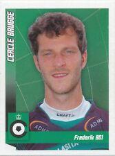 N°048 FREDERIK BOI # BELGIQUE CERCLE BRUGGE.KSV STICKER PANINI FOOTBALL 2011