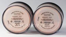 Bare-Escentuals bareMinerals mineral veil 9g xl original  Face Powder - Lot of 2