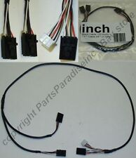 Lot10 2way Y Splitter CDROM/CD/DVD Audio/PC/Sound Card/Blaster Cable/Cord/Wire
