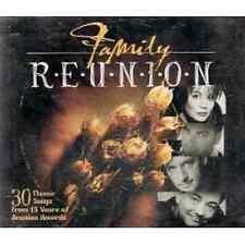 VARIOUS ARTISTS - FAMILY REUNION - 2 CD SET, 1997