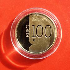 Slowenien: 100 Euro 2010 Gold .900- 7 gramm, #F2209, Original Box und COA,Proof