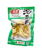 Asian Snacks Chong Qing You You Pickled Spicy 有友泡椒凤爪 100g x 2bags