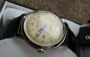 Orient bambino v2 cream dial. New with tags.