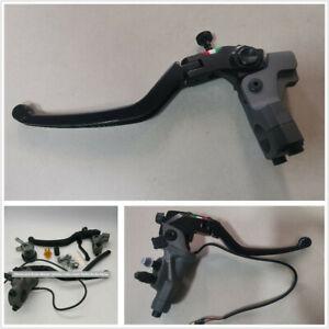19 RCS CNC 22mm Motorcycle Brake Master Cylinder Cable Clutch Radial Brake Pump