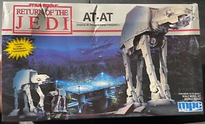 MPC AT-AT Star Wars Return of the Jedi 8919 Open Model Kit 'Sullys Hobbies'