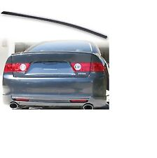 PAINTED HONDA ACCORD EURO CL9 BOOT LIP SPOILER  - GRAPHITE PEARL (NH658P)