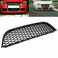 Front Center Bumper Grill Cover for VW Polo MK4 9N3 2005-09 Facelift 6Q0853677B