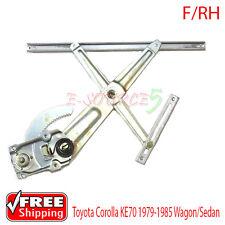 Toyota Corolla KE70 / AE71 81-85 F/R Right Front  Manual Window Regulator Motor