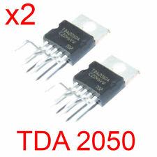 x2 TDA2050 TDA 2050 Amplificatore audio hifi 25w circuito Integrato - ITALIA