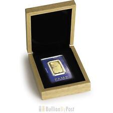 PAMP 50 Gram Gold Bar in Gift Box