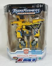 Transformers Hasbro 2003 Yellow Sam's Club Exclusive Fire Convoy Optimus (MISB)