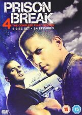 Prison Break - Season 4 [DVD][Region 2]