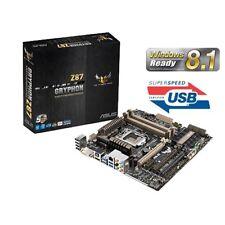ASUS GRYPHON-Z87 Intel Z87 Socket H3 (LGA 1150) Micro ATX motherboard HDMI