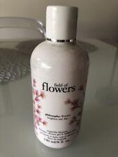 Philosophy MAGNOLIA BLOSSOM Field of Flowers 240ml shower gel bubbl bath shampoo