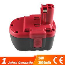 3,0Ah Akku Batterie für Bosch 13624-2G 12524-03 1645K-24 1660K-24 3924-24 BH2424