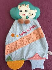 Vulli Sophie La Giraffe Comforter Teether Soft Toy