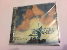 HAUNTED SUMMER (Christopher Young) OOP La-La Ltd Score OST Soundtrack CD SEALED