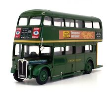 Solido 1/50 Scale 4404 - AEC RT Double Deck London Bus - R406 Kingston