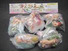 Millennium DGP Night Shift Nurses Yakin Byoto Part 2 Figure Gashapon Set of 5