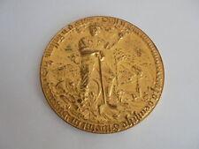 27961 Medaille Obst Gartenbauverein deutsche in Böhmen Aussig Verdienstvolles