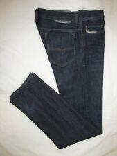 DIESEL   ~ Mens  SAFADO  Slim Straight Blue Jeans ~ Sz 32/34 x 32/34 ~ EXCELLENT