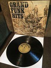 GRAND FUNK Hits 1976 Capitol GF LP R 133939 EXC-