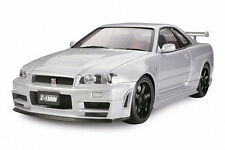 Tamiya 24282 1/24 Scale Model Car Kit Nismo Nissan Skyline GT-R R34 Z-Tune