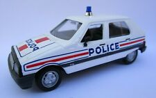 Norev 1/43 - citroen visa police