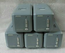 Lot of 5 Plustek OpticFilm 7200i Film Scanners   @H7