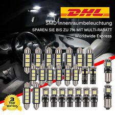 Für Mercedes Е-Klasse W211 S211 LED Innenraumbeleuchtung 26 SMD Premium Set Weiß