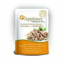 Applaws Cat Pouch Jelly Chicken & Beef - 70g - 14361