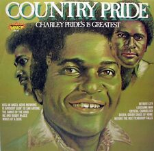 COUNTRY PRIDE Charley Pride's 18 Greatest LP