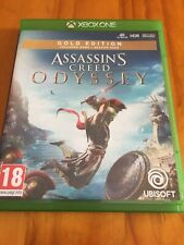 Assassin's Creed Odyssey Gold Edition (Code Used) - Xbox One