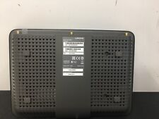 Linksys XAC1900-AU Dual-Band Wireless/Gigabit ADSL2/2+ Modem Router. (G79)
