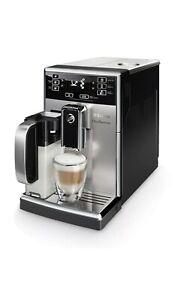 New Saeco HD8927/47 PicoBaristo Super Automatic Espresso Machine Stainless