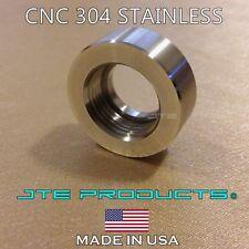 20mm X 1.5 shrouded Diesel NOx sensor repair fitting / mount / weld bung