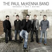 The Paul McKenna Band - Between Two Worlds [CD]