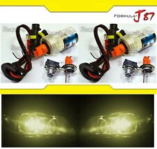 HID Kit Xenon 35W H11B 3000K Two Bulbs Head Light Low Beam Replacement Rally JDM
