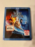 The Last Airbender w/ Slipcover (Bluray/DVD, 2010) [BUY 2 GET 1]