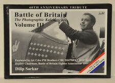 BATTLE OF BRITAIN Photographic Kaleidoscope Vol. III by Dilip Sarkar signed by 9