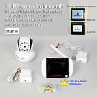 Motorola MBP36 Remote Wireless Video Baby Monitor with Infrared Night Vision