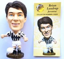 B LAUDRUP Juventus Home Corinthian ProStars World Great Loose with Card CG231