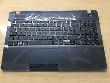Brand New Samsung NP270E5E Plamrest with UK Keyboard BA75-04641A