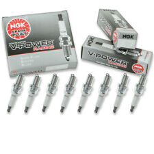 8 pc 8 x NGK V-Power Racing Plug Spark Plugs 4554 R5671A-8 4554 R5671A8 Tune si