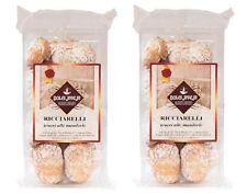 Ricciarelli - Almond Pastries - 2x350 gr - Dolci Aveja