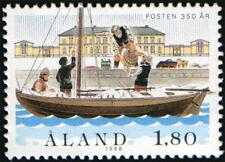 Aland Finland 1988, Postal Services 350 Years, MNH